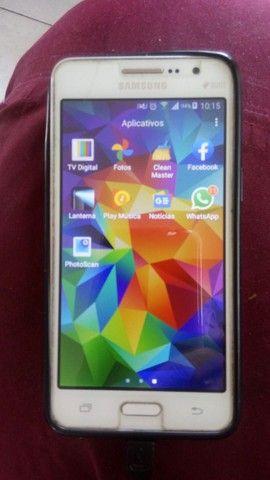 Vendo Celular Samsung Galaxy único dono  - Foto 3