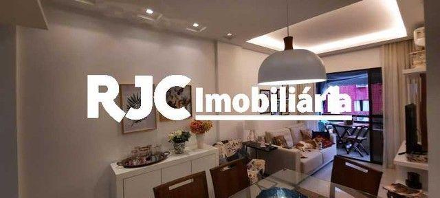 Apartamento à venda com 3 dormitórios em Pechincha, Rio de janeiro cod:MBAP33567 - Foto 2