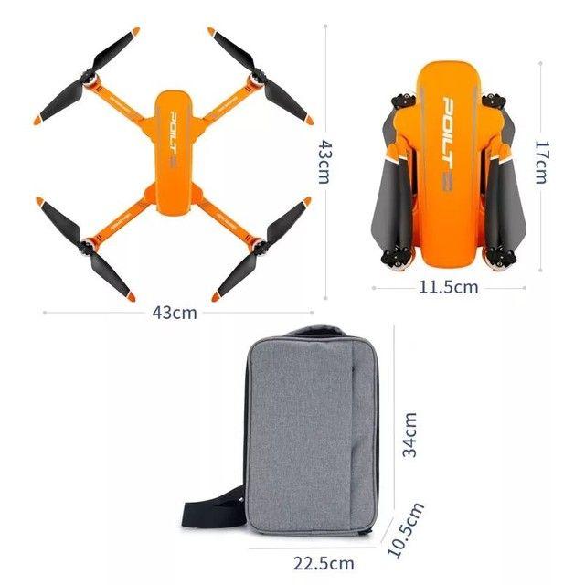 Drone JJRC X17 GPS 5G Dual GIMBAL 6k Grande Promoção - Foto 3