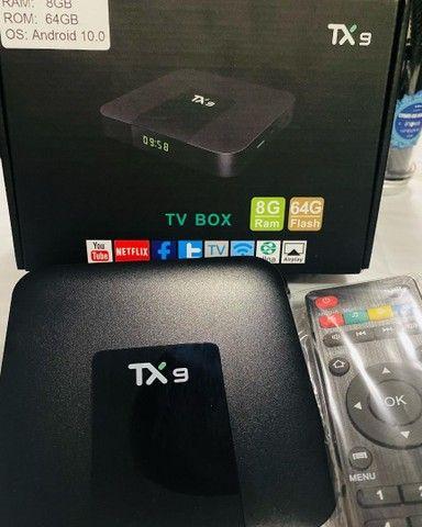 Tv box super PROMOÇÃO Tx9 aparelho TVBOX