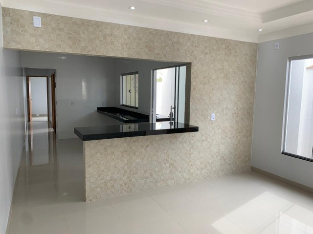 Veja que casa linda de 3 quartos em Aparecida de Goiânia  - Foto 16