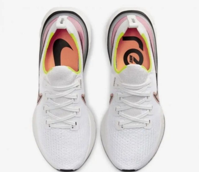 <br>Tênis Nike React Infinity Run Flyknit Masculino<br>(Usado 5X)<br> - Foto 3
