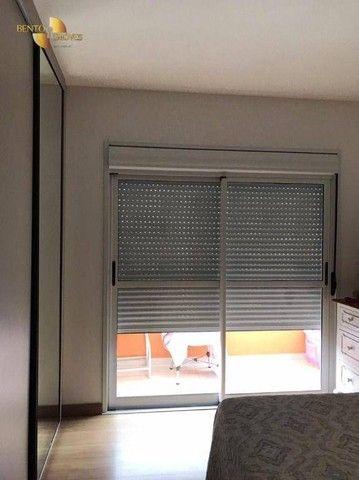 Apartamento com 3 dormitórios à venda, 106 m² por R$ 750.000,00 - Areão - Cuiabá/MT - Foto 2
