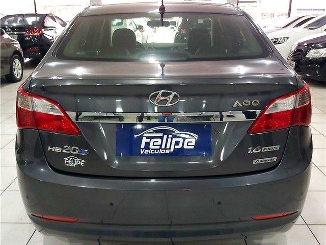 Hyundai Hb20s 2014 1.6 premium 16v flex 4p automático - Foto 4