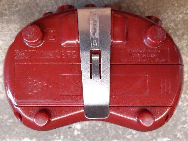 Pedaleira Guitarra/Baixo Line 6 Pocket Pod - Foto 3