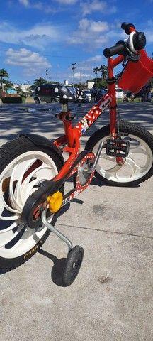 Bicicleta bike caloi menina aro 15