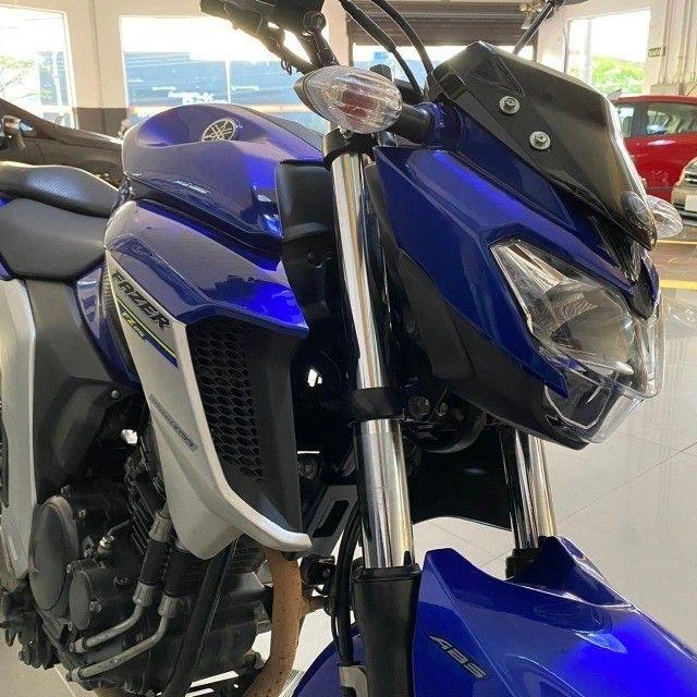 Yamaha Fazer 250 ABS 2019 (impecável) - Foto 2