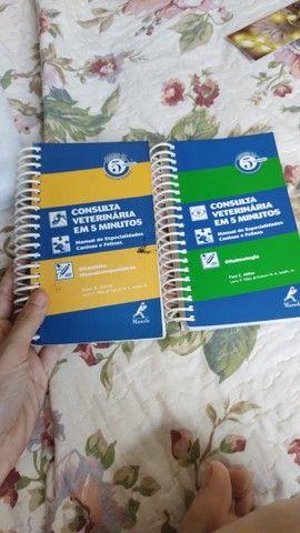 Livro de medicina veterinária para estudantes e profissionais