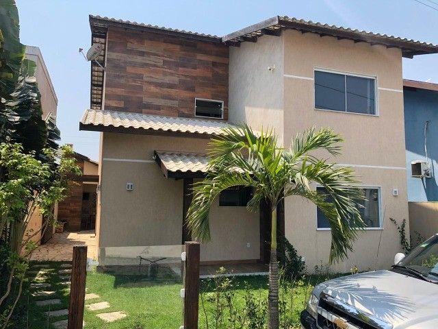 Casa duplex em condomínio solar dos cantarinos, com 5 quartos, piscina e churrasqueira - Foto 9
