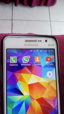 Vendo Celular Samsung Galaxy único dono  - Foto 6