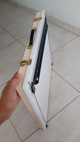 Prancheta Portátil Regulável Trident A3 - Foto 4