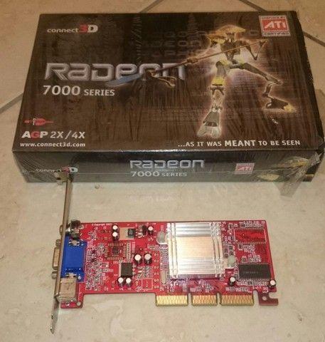 Placa de vídeo 32 MB AGP e outros