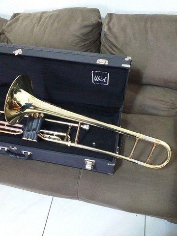 Trombone de pisto Weril WNTBV. - Foto 3