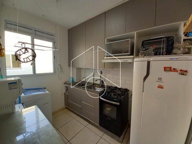 Apartamento para alugar com 2 dormitórios em Distrito industrial, Marilia cod:L15770 - Foto 4