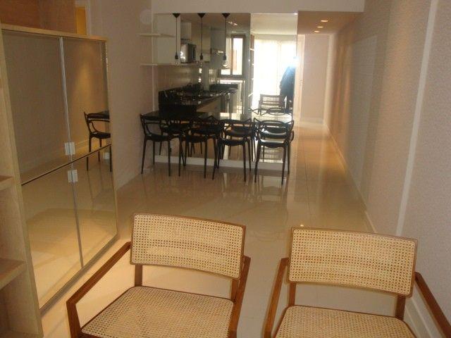 Apartamento para aluguel tem 92 metros quadrados com 2 quartos em Leblon - Rio de Janeiro  - Foto 7