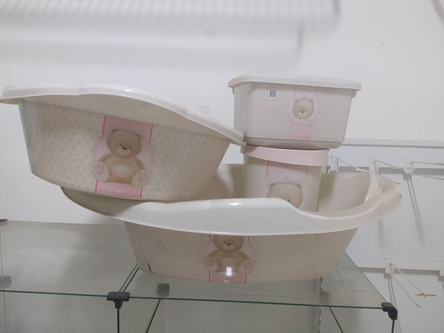 Kit de banho