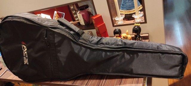 Capa para violão folk/clássico VENDA R$230,00 - Foto 5