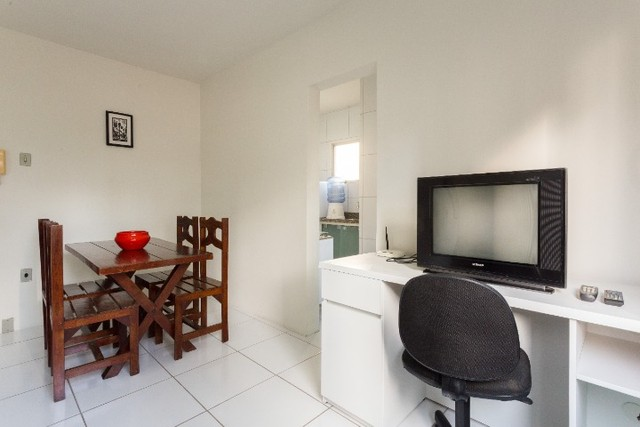 Apartamento 31 B, mobiliado c/ 1 quarto de frente em Boa Viagem - Recife - PE - Foto 10