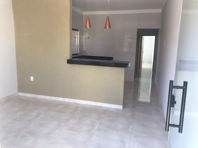 Casa Nova 2 quartos, suite no setor Residencial Elizene Santana - Goiânia - GO - Foto 9
