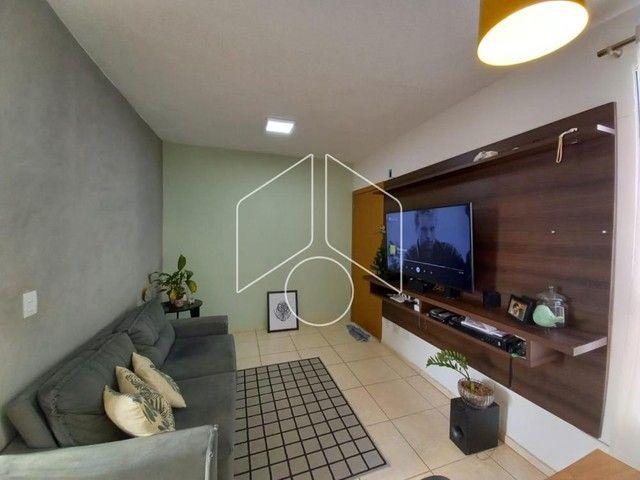 Apartamento para alugar com 2 dormitórios em Distrito industrial, Marilia cod:L15770