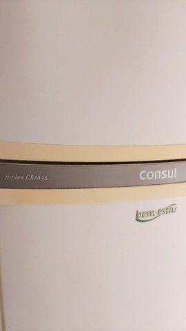 GELADEIRA CONSUL BIPLEX CRM45 (USADA) - Foto 4