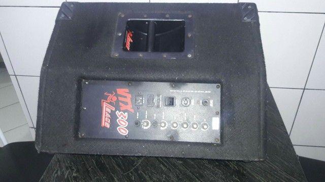 Caixa De Som Leacs Vtx 300 - Ativa - 300 W - Retirar Em Mãos - Foto 4