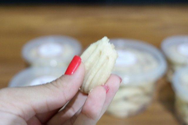 Biscoito de nata e pão de queijo pré assado  - Foto 2