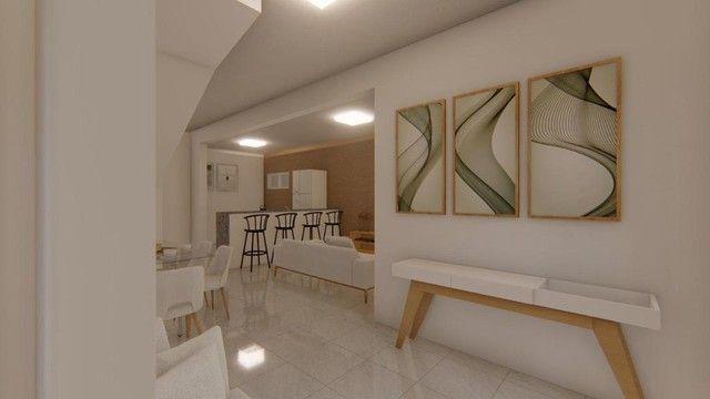 Apartamento Duplex com 3 dormitórios à venda, 100 m² por R$ 220.000,00 - Boa Vista - Garan - Foto 4