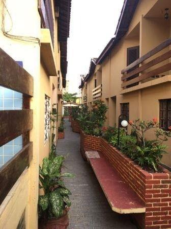 Guarujá casa em cond. 2ds,1gar. 69m² - Foto 2