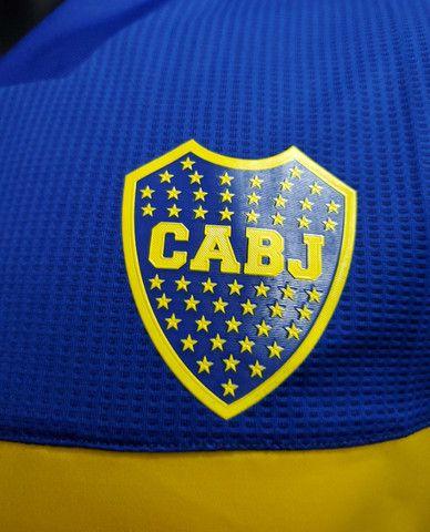Camisa Boca Jr. modelo jogador - Foto 5