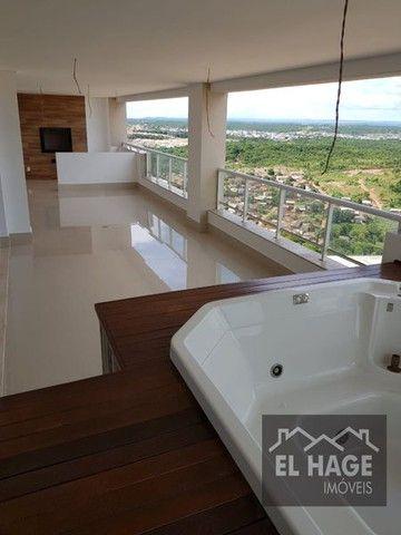 Apartamento com 5 quartos no Edifício Forest Hill - Bairro Jardim Vitória em Cuiabá - Foto 2
