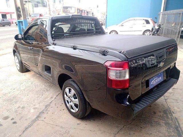 Chevrolet MONTANA 1.4 LS 8V FLEX 2P MANUAL  - Foto 3