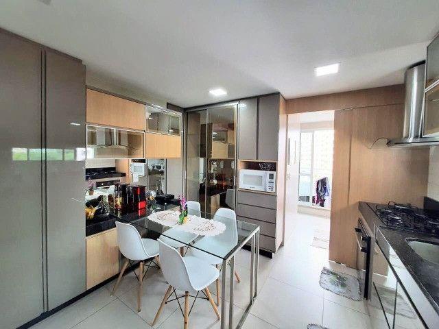 Apartamento Bosque das Flores,142 m²,Luciano Cavalcante - Foto 6