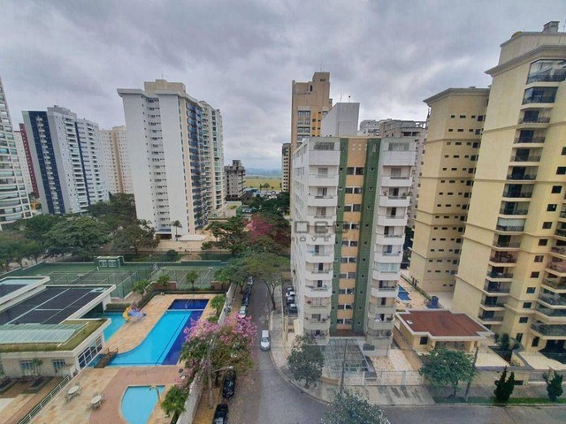 Apartamento com 1 dormitório à venda, 47 m² por R$ 320.000 - Jardim Aquarius - São José do - Foto 4