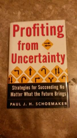 Livro - Profiting from Uncertainty