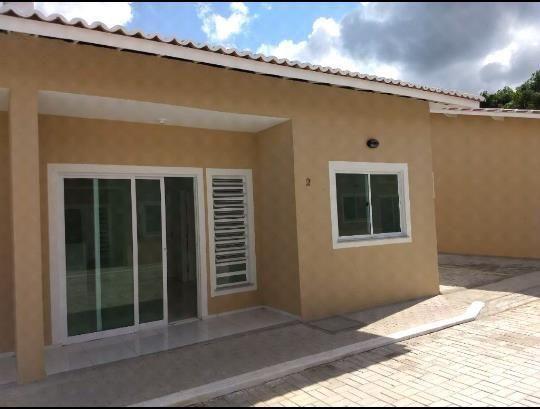 Casa em condomínio Fechado - Caucaia - Atendida pelo Minha Casa Minha Vida 3