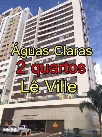 2 quartos Águas Claras - Le Ville