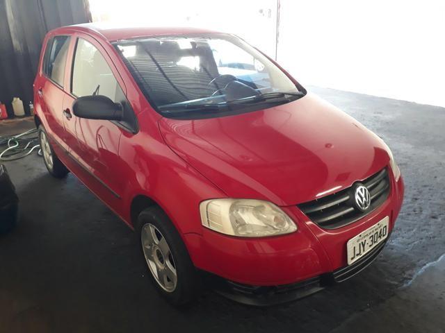 FOX VW 2005/2006. IPVA pago até fim do ano