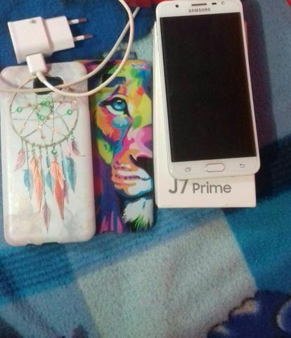 Troco J7 prime por iPhone