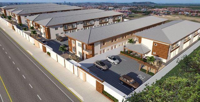 Melhor Localização do ARATURI com 55m , Deck 2 banheiros e 3 varandas