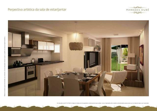 Mansões no eusébio 3 suites , 6 vagas 6x45 - Foto 5