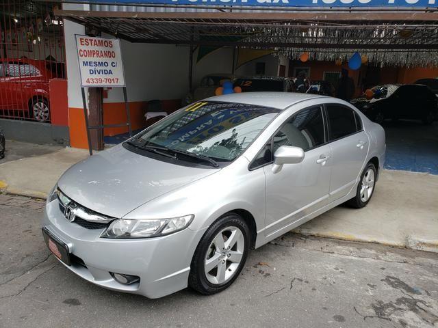 Honda Civic Lxs 1.8 Flex, Completo, C/ Apenas 70 Mil Km