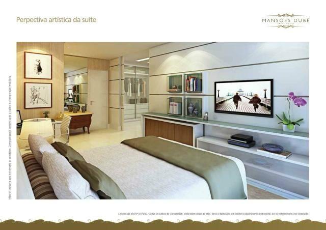 Mansões no eusébio 3 suites , 6 vagas 6x45 - Foto 9