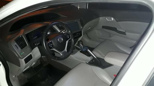 Honda Civic LXL 1.8 Automático 12/13