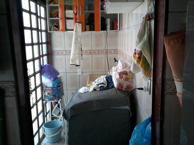 Qr. 121 casa de 2 quartos com armários na cozinha na laje , com habite-se - Foto 4