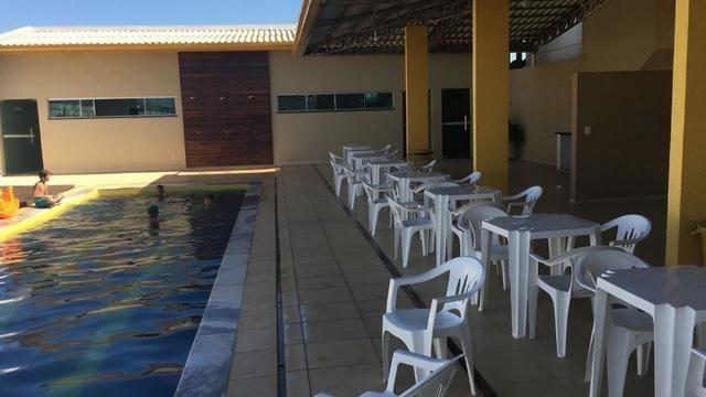Residencial Golden: apto novo, amplo, de 2 quartos sendo 1 suite, segurança 24 horas - Foto 2