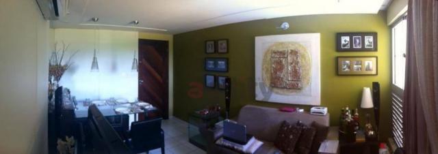 Apartamento com 2 dormitórios à venda, 63 m² por r$ 150.000 - pitimbu - natal/rn - Foto 5