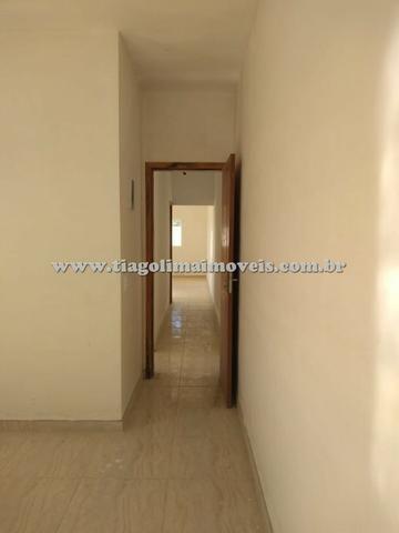 Casa Nova || 02 Dormitórios || Suíte || Golfinhos || 170 Mil - Foto 4