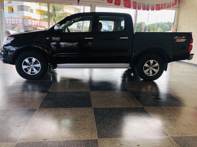 Toyota Hilux SRV Automática - Foto 3