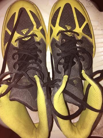 2f571445866 Basqueteira Adidas Original 30 reais - Roupas e calçados - Vera Cruz ...